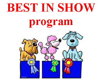 Best In Show program