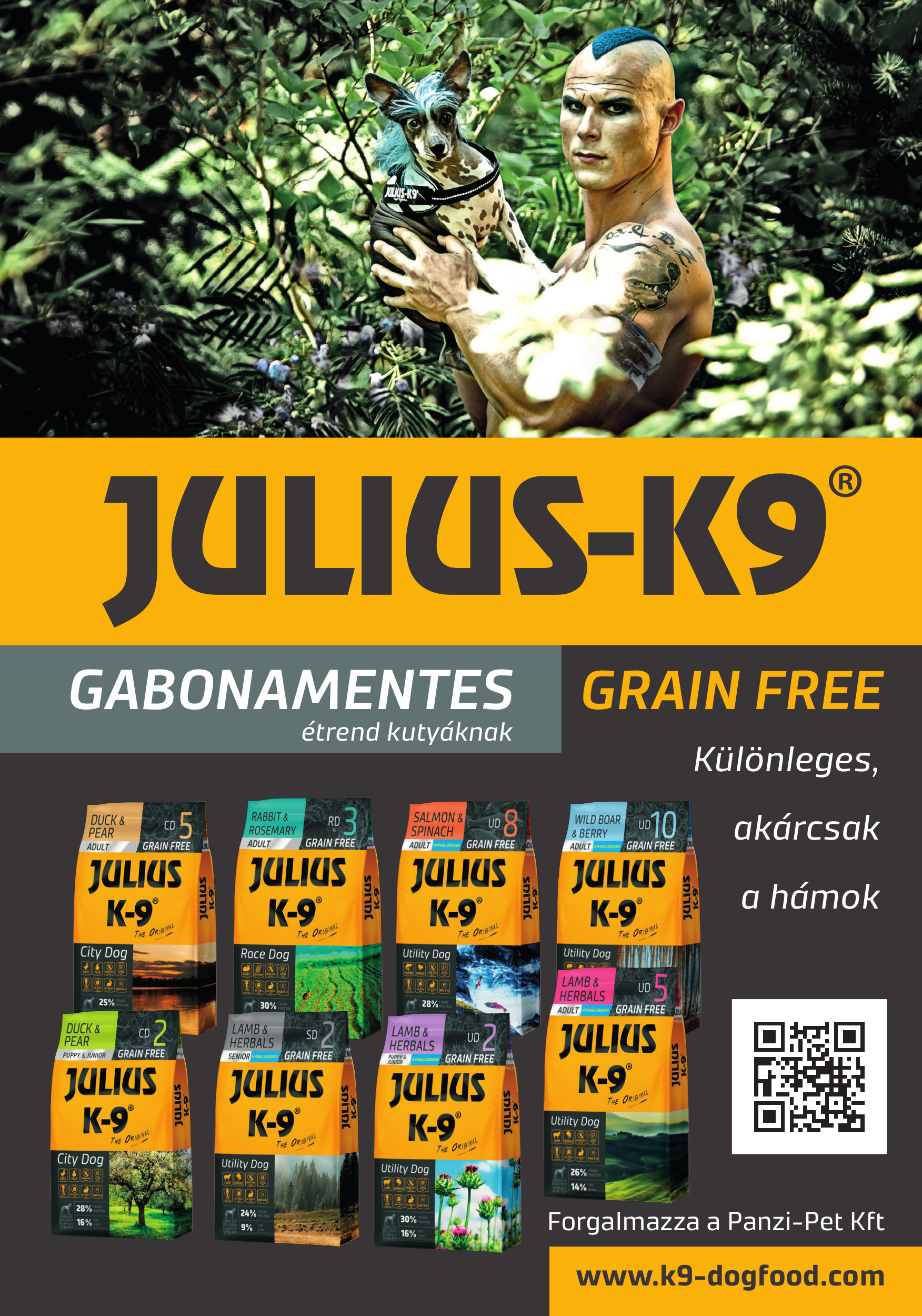 Julius-K9 Dogfood